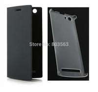 Flip Cover &Transparent Back Case for Star H930 Smartphone