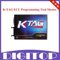 KTAG K-TAG ECU Programming Tool Master Version V2.06 ECU Chip Tunning