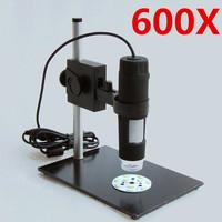 AVP028F6 600 50X ~ 600X 2.0MP 600X usb microscope/ USB mini microscope/USB 600X microscope with vertical stand