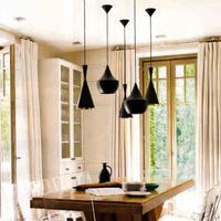 New design England Musical Instruments Style Drop Vintage Retro Hanging pendant light Ceiling Lamp Kitchen edison Chandelier