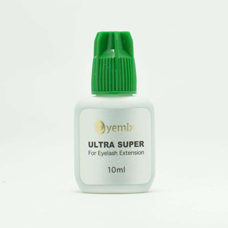 Eyemix Top Quality Fast Drying Eyelash Extension Glue Ultra Super Glue Long Lasting 10ml Free Shipping(China (Mainland))