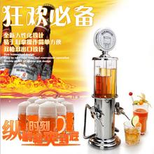 Двойной пушки пиво машина жидкие выстрелов Gun автозаправка дозатор пива напитков машина мини диспенсер для воды пиво машина(China (Mainland))