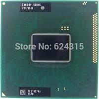 Celeron B820 CPU ( 2M Cache, 1.7GHz) SR0HQ , PGA988,Tray, TDP 35W,Dual Core Laptop CPU Compatible HM65 HM67 QM67