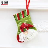 Christmas Stocking Snowman Christmas Socks Christmas Gift Bags Christmas Decoration 2PCS/LOT Dropshipping