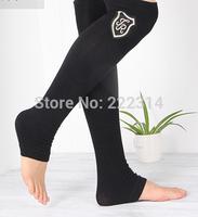 New European labeling insignia knee stockings boots socks women long socks 9416
