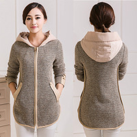 2014 Casual Wear Cotton Winter Women/Students Brand Casual Gift Parka Short Down Coat Jacket Students Clothing S-XXL YY0638