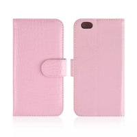 Wholesale leather case for iphone 6   for iphone 6 case leather      100pcs/lot freeshipping