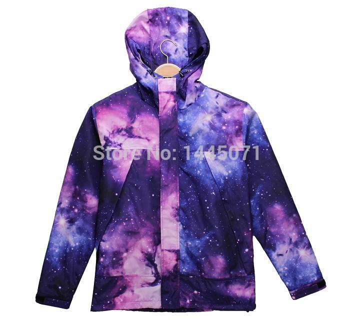 Jackets Hoodie Galaxy
