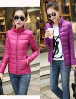 2014 New Women Brand NK Sport Winter Keep Warm Jacket Down Duck Down,Fashion Women Casual Slim Winter Outwear Down Jacket WF665
