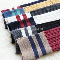 Women long socks 6 colors Japanese long-barreled stockings strip bars Deodorant antibacterial ladies boot socks  9420