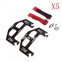 DJI Phantom Carbon Fiber Dual Battery Mount FPV Aerial Photo Video