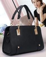 Trend 2014 women's handbag BIRDS 2014 New Popular Fashion PU leather Women Shoulder Messenger Bag tote for female