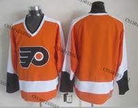 cheap stitched ice hockey jersey  Philadelphia Flyers blank  men's ice hockey jersey/ shirt