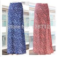 2014 eBay aliexpress fashion women's printing leopard print  skirt