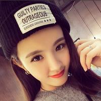 2014 New Fashion Men and Women Winter Wool Warm Tomonari Yarn Ear Protector Ski Beanie Hats Caps Skullies
