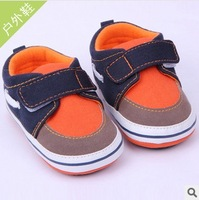 Babyshoes baby toddler shoes baby soft sole shoes 0-1 year old baby outdoor shoes  free shopping