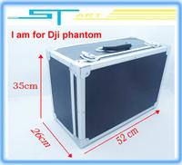 New Toys  Dji phantom  FPV  aluminum case hm box outdoor protection box flying fairy box  AR Four -axis  Fast Shi supernova sale