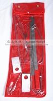9pcs set car door locks tools specialty tool car warranty the disassemblability toiletry kit