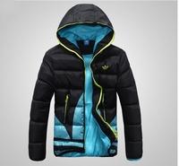 Hot! MSALE-2014 new female models thick cotton clothes sport coat jacket Women Down jacket Coats  Jacketsfree shipping