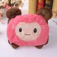 Cartoon Hands Warmer pillow Interpose Pillow Plush Toy Cloth Doll Hand Warming Sleeve birthday Gift New Fashions