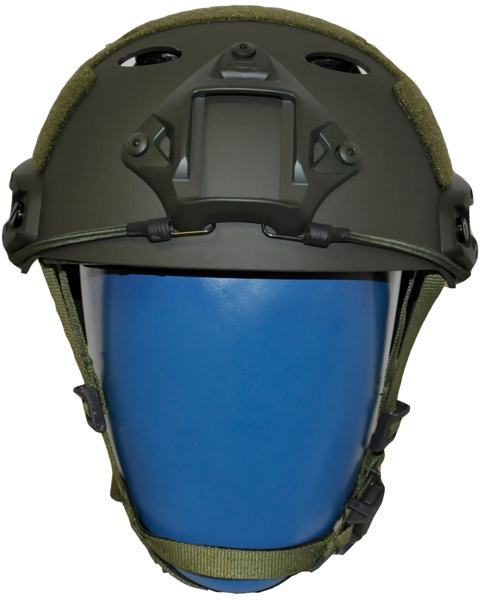 FAST OD PJ Carbon Style Vented Airsoft Tactical Helmet / Ops Core Style High Cut Training Helmet / FAST Ballistic Style Helmet.(China (Mainland))