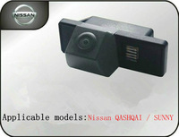 Details about CCD Night Vision HD rearview camera for NISSAN QASHQAI SUNNY