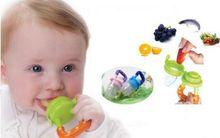 Nova 2014 Mamilo Fresh Food Milk Nibbler Feeder Alimentando Suprimentos Ferramenta bebê seguro(China (Mainland))