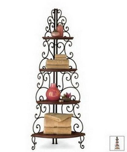 decorative corner shelf promotion online shopping for. Black Bedroom Furniture Sets. Home Design Ideas