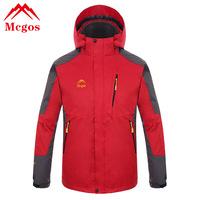 High Quality Coats Windproof rainproof and warm winter outdoor sports Windbreaker Overcoat anorak