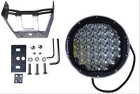 111w 9inch LED Driving light Spot lighting off road lighting red/white