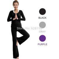Fashion sportswear women 95% Modal casual Charm Breathable sports/dancing clothes loose yoga set clothing Female 3Pcs/Set