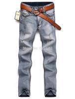 2014 New Arrival Free Shipping Men jeans,Fashion High Quality Brand Denim Jeans Men's Jeans Brand Pants,Plus Size 28-38 Vaqueros
