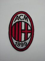 new arrival 2014 UEFA CHAMPIONS LEAGUE logo 29teams AC milan appliques sons anarchy patches iron on patches for clothing