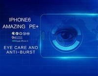 Nillkin Amazing PE+ Eye Care&Anti-burst 0.3mm 9H 2.5D Tempered Glass Blue Light Resistant Screen Protector for Apple iPhone 6