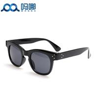 New Brand Squared Sunglasses Original case Newest cat eye Classic brand len box glasses sunglasses women vintage C