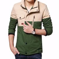 Hot sale free shipping men winter jacket coat slim fit winter warm overcoat casual outwear M-3XL