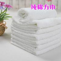 2014 NEW 25/28/ 30*30cm 100% Cotton Kids handkerchief Hand Towel for Adult and baby towels bibs & Color random