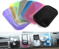 Powerful Silica Gel Magic Sticky Pad Anti-Slip Non Slip Mat for Car dvr GPS free shipping