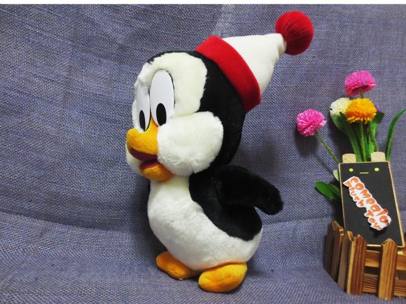 Вуди Пингвин плюшевые игрушки дятел и