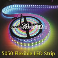 5050 Flexible LED Strip 1812.Epistar LED Chip.IP67.DC12V