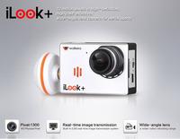 Free Shipping Origial Walkera RC Camera 13MP iLook+ FPV Drone Camera for QR X350 Pro Walkera TALI H500 /G-3D G-2D Gimbal