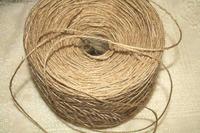 HP006 1mm Thin rope, Natural Jute Twine Cord DIY/Decorative Handmade Accessory Hemp Jute Rope For Papercrafting 400m