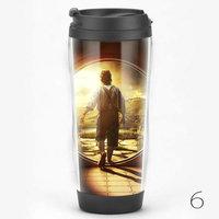 The Hobbit: An Unexpected Journey Travel Mug, The Hobbits, Martin Freeman, Ian McKellen, Starbucks Tumbler, Movie Coffee Cup