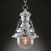 Metal industrial pendant lighting lamp new 2014 loft vintage american style fixture lustre iron pendant light