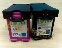 2pcs Deskjet 2050 Ink ,122 122XL Ink Compatible for HP Deskjet 2050 Ink Printer TC126 High Quality INK