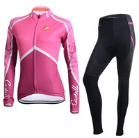 Free Shipping!2014 women Ropa ciclismo castelli cycling jersey fitness bicicleta bicycle bike maillot clothing bicycle pants