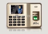 2014 Multifunction ZKT-ECO fingerprint attendance machine punch card machines, free shipping