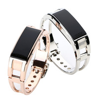 Titanium alloy Smart  Bluetooth Watch Wrist Watch D8 Watch for iPhone 4S 5 5S Samsung S5 S4 Note HTC Android Phone Digital Watch