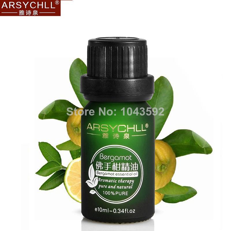 Face Care Bergamot Essential Oil Improve Acne Promote digest Skin Care 100% Pure Essential Oils(China (Mainland))