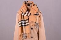 2014 Famous Brand By Scarf for women & men Classic Plaid Design Cashmere Pashmina Silk Cotton Scarves & Shawls 180*70cm